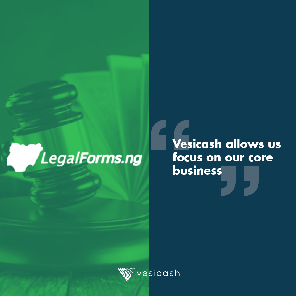 LegalForms Marketplace Vesicash