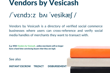 Vendors by Vesicash
